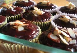 Vegan Choconut Cupcakes