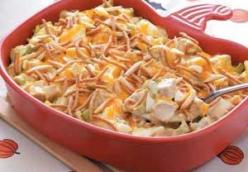MAKE-AHEAD CHICKEN BAKE~ T-N-T