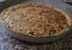 Quick and Yummy Almond Tart