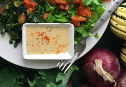 Berthe's Secret Mustard Vinaigrette