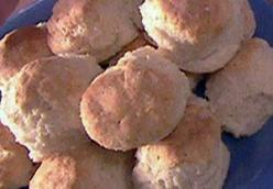 Buttermilk Biscuits (from Alton Brown)