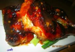 My Honey Garlic barbeque Chicken
