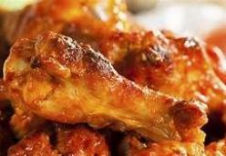 SWEET HICKORY BBQ CHICKEN WINGS by Patricia Duarte Madisonville, KY