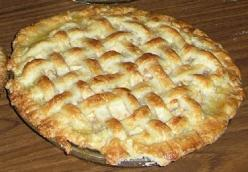 Delicious, flaky, lard-free pie crust