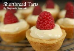 Shortbreat Tarts with Cream filling