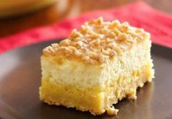 Betty Crocker Crème Brûlée Cheesecake Bars