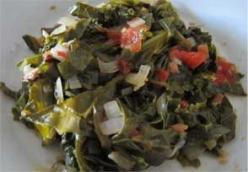 Northern Kale and Collard Greens