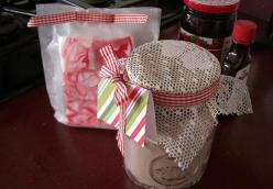 Martha's Peppermint Marshmallows
