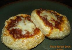 Pizza Burger Bowl