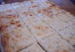 Garlic and Herb 3-Cheese Pizza