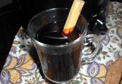 Mulled (Hot Spiced) Wine