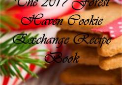2017 Forest Haven Cookie Exchange Recipe Book