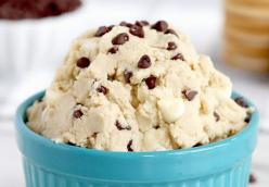 Easy Chocolate Chip Cookie Dough Dip Recipe