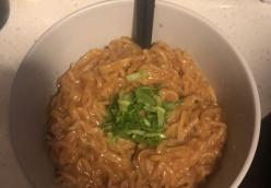 Tasty Asian-Style Noodles
