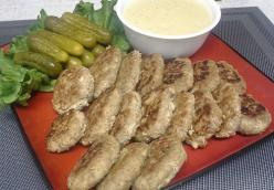 Danish Frikadeller - (Danish Meatballs)