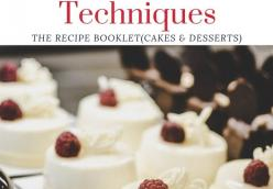 Trending Cakes And Dessert Booklet
