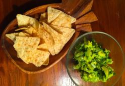 Easy Guacamole Recipe - Small Batch - Serves 2