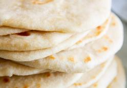 Helen Duarte's Homemade Tortillas submitted by Ceaser Duarte