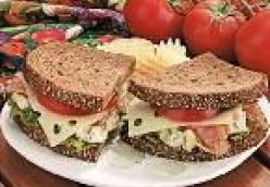 Chicken Salad Clubs